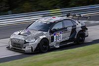 Des débuts encourageants pour l'Audi RS 3 LMS sur la Nordschleife