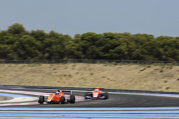 Formula Renault Paul Ricard Eurocup: Scott outduels Norris to claim Race 1 win