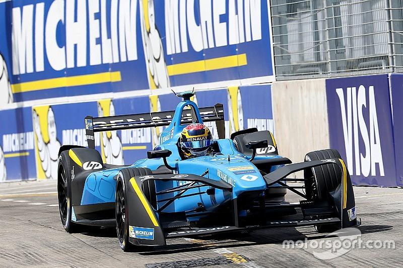 Marrakesh ePrix: Buemi tops red-flagged second practice