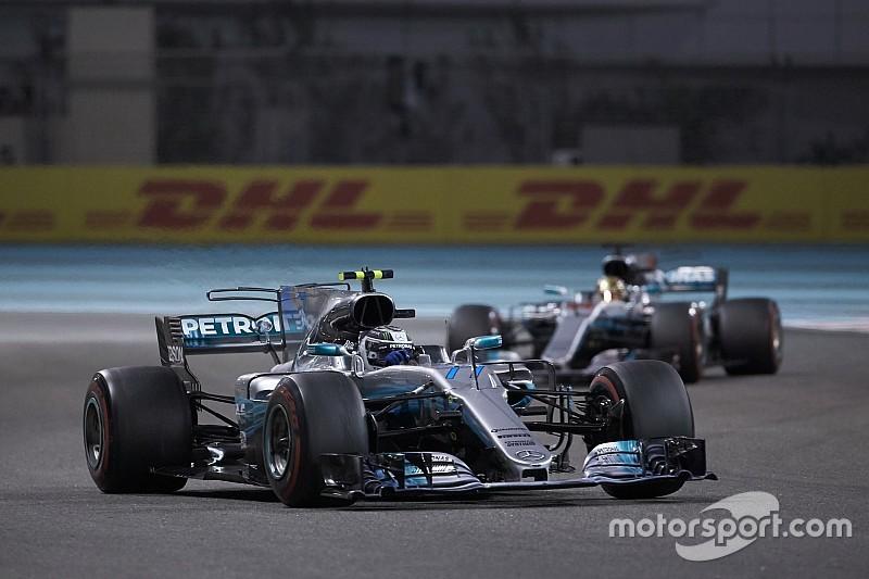 В 2017 году расходы Mercedes в Ф1 выросли почти на 20%
