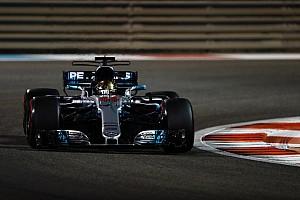 Formule 1 Réactions Mercedes a dédié la totalité des EL1 à 2018