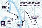 Formule E Sébastien Buemi dans les rues de Zürich le 20 avril pour un Road Show !
