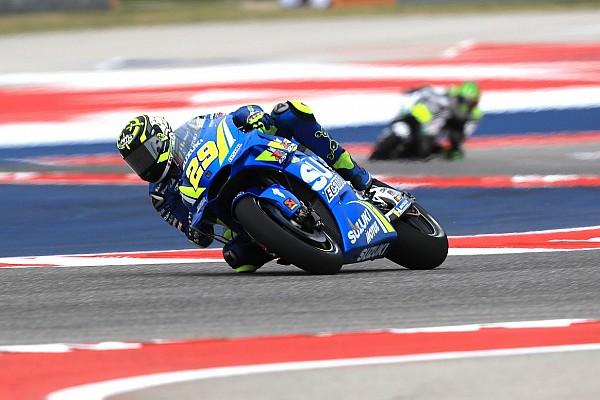 MotoGP Репортаж з практики Гран Прі Америк: Янноне випередив Маркеса у другій практиці