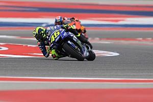 MotoGP Actualités Une piste sale et bosselée : comme être au Ranch ou en motocross!