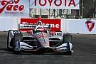 IndyCar Power logra el mejor tiempo en la primera práctica en Barber
