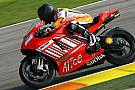 Фотофакт: Шумахер протестував мотоцикл Ducati десять років тому