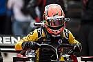 FIA F2 Aitken dénonce des avaries