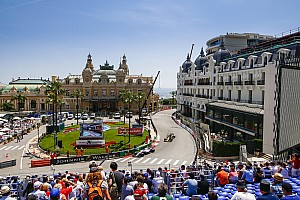 Formel 1 Ergebnisse Formel 1 Monte Carlo 2018: Startaufstellung zum GP Monaco