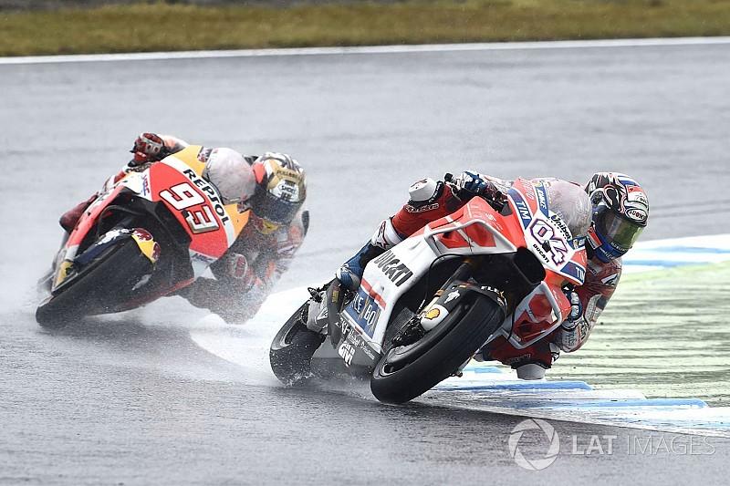 """""""Ein ähnliches Paket"""": Dovizioso sieht Ducati und Honda auf Augenhöhe"""
