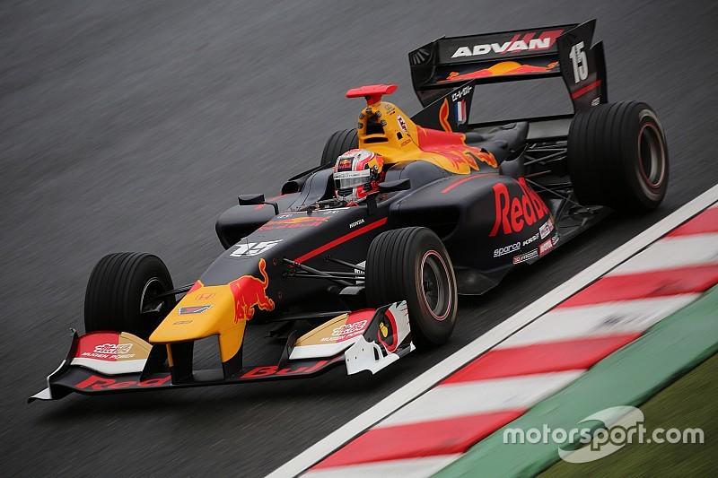 Gasly Losing Super Formula Title Chance