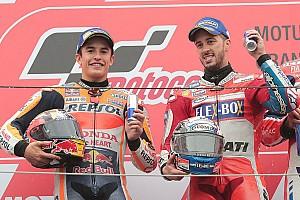 MotoGP Analyse Marquez zum WM-Duell mit Dovizioso: