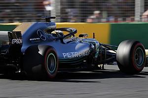 Хэмилтон опередил Ферстаппена во второй тренировке Гран При Австралии