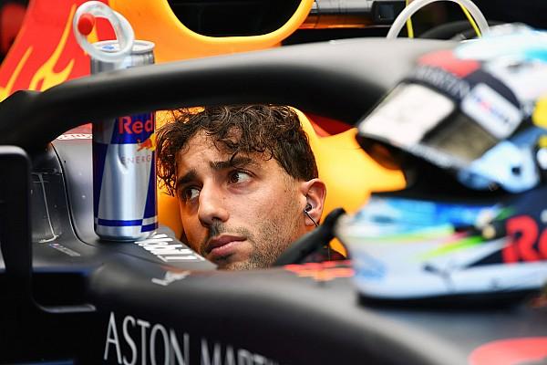 Formula 1 Breaking news Ricciardo pembalap pertama dijatuhi penalti grid F1 2018