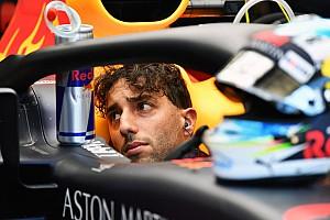 Ricciardo pembalap pertama dijatuhi penalti grid F1 2018