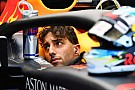 Fórmula 1 Ricciardo perde três posições no grid por infração no TL2