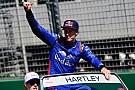 Brendon Hartley: Formel 1