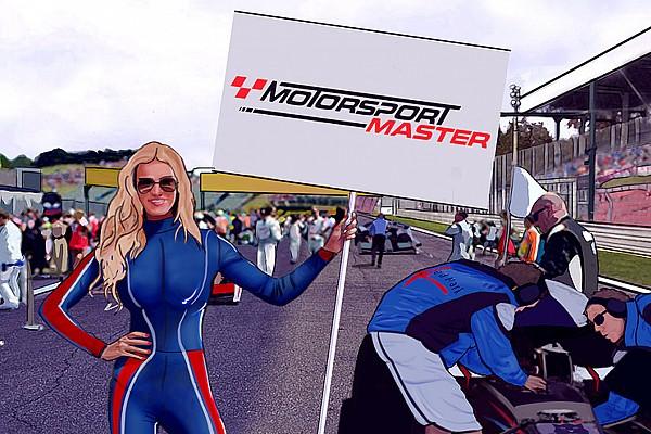 General Sajtóközlemény Játssz Motorsport Master játékunkkal – immár multiplayer módban is!