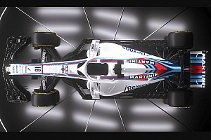 Formule 1 Analyse Comment la Williams 2018 combine le meilleur de Mercedes et Ferrari