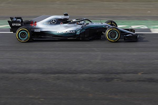 Formule 1 Nieuws Mercedes: