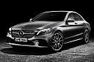 OTOMOBİL Mercedes-Benz makyajlı C-Serisi'ni duyurdu