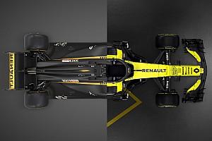 فورمولا 1  الأكثر تشويقاً مقارنة بين سيارتي رينو لموسمي 2017 و2018