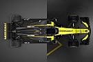 Формула 1 Желто-черная и черно-желтая. Чем отличается новая Renault от старой