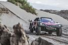 Dakar Sainz met samengeknepen billen naar finish door technisch probleem