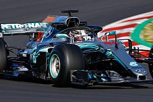Відео: виштовхувальна аеродинаміка Mercedes