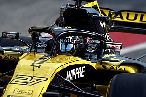 Відео: вплив Halo на аеродинаміку Renault
