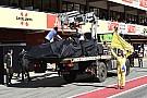 Sechseinhalb Stunden Zwangspause: Ölleck legt McLaren lahm