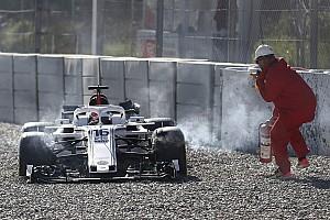 Formule 1 Réactions Leclerc s'en veut après une erreur