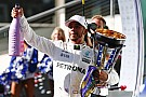 F1 アメリカGP決勝:ハミルトン完勝でタイトル王手。ベッテル久々の表彰台
