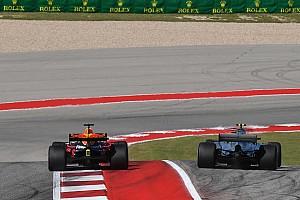 Formule 1 Nieuws Horner vindt dat F1 anders moet omgaan met 'track limits'