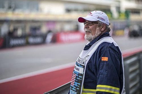 Werken in de Formule 1 als... Marshal bij de Amerikaanse Grand Prix