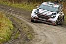 WRC WRC Wales: Evans aan de leiding na eerste dag