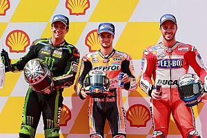 MotoGP Crónica de Clasificación Tercera pole de Pedrosa en la peor cronometrada del curso de Márquez
