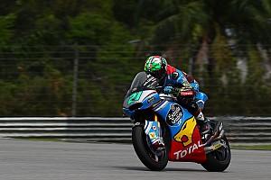 Moto2 Reporte de calificación Morbidelli intentará cerrar el título desde la pole