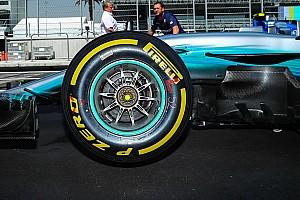 Fórmula 1 Statistics Los neumáticos de F1 2017 en números