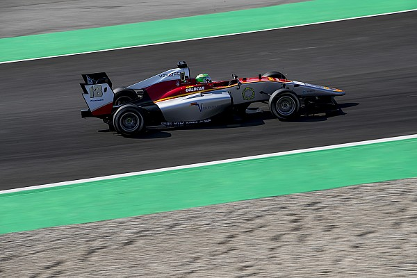 GP3 Qualifying report Barcelona GP3: Pulcini beats Mazepin to first pole of 2018