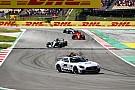 Vettel: Pistte kalmak bizim için bir seçenek olamazdı