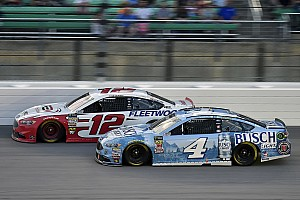NASCAR Cup Breaking news Ford says it can now match Toyota car cycle