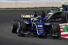 FIA F2 Norris: