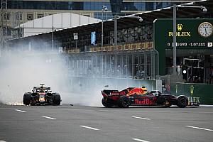 """Marko: """"Verstappen had crash met Ricciardo in Baku kunnen vermijden"""""""