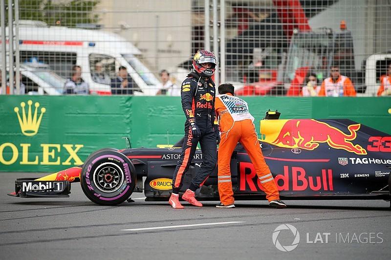 """Lauda vê Verstappen """"70% culpado"""" por incidente em Baku"""