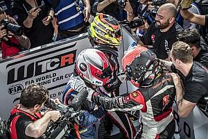 WTCR Motorsport.com hírek Guerrieri: életem manővere volt, ahogy bementem Michelisz mellé