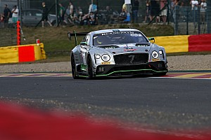 Bentley turunkan empat mobil pada Spa 24 Jam 2019