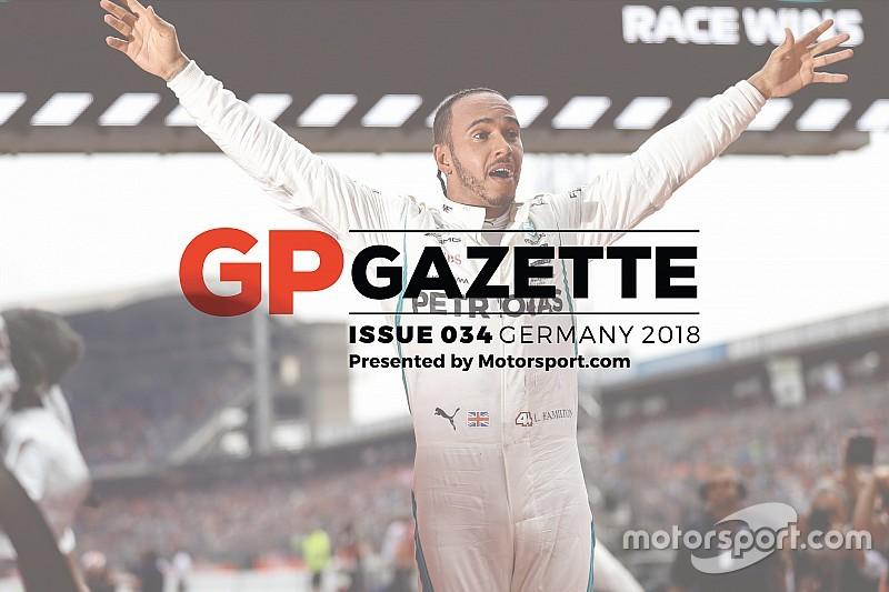 Issue #34 of GP Gazette is now online