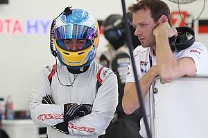 """阿隆索:实现LMP1驾驶愿望是""""小礼物"""""""