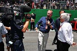 F1 突发新闻 F1:电视观众和社交媒体增长良好