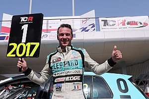 TCR Breaking news Vernay crowned 2017 TCR International champion